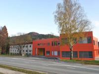 Prenova in dograditev Osnovne šole Dobrna s prizidkom za kulturni dom in knjižnico, vključno z ureditvijo okolja in opremo