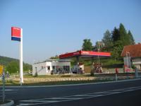 Bencinski servis Dobrna